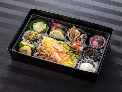彩り散らし寿司折箱